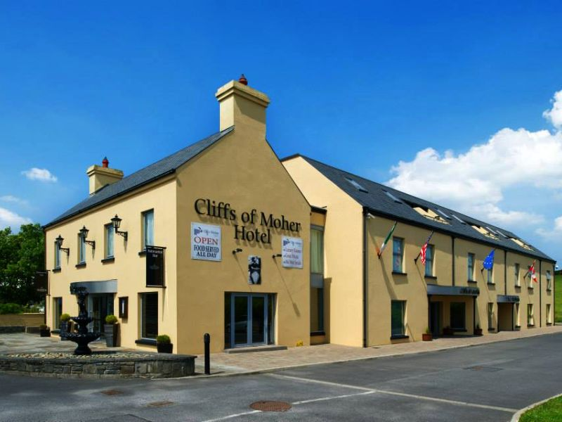 Cliffs Of Moher Hotel - Liscannor