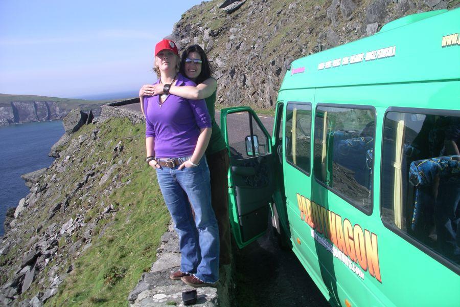 8-Daagse budget vlieg/busrondreis All Ireland - Paddywagon Tours